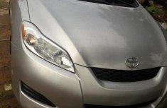 Toyota Matrix 2010 Silver for sale