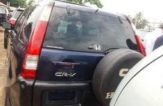 Sell cheap blue 2007 Honda CR-V automatic at mileage 20,000