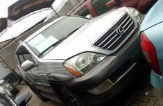 Sell clean used 2003 Lexus GX at mileage 56,000 in Lagos
