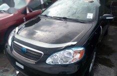 Toyota Corolla 2007 LE Black for sale