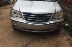 Chrysler Pacifica 2004 Silver for sale