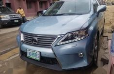 Well maintained 2010 Lexus RX for sale at price ₦5,200,000 in Lagos