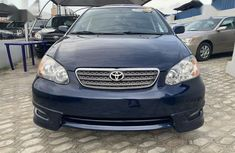Sell grey/silver 2008 Toyota Corolla sedan at mileage 149,036 in Lagos
