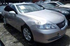 Lexus ES 2008 Automatic Petrol ₦3,250,000