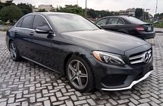 Used grey 2015 Mercedes-Benz C300 automatic car at attractive price