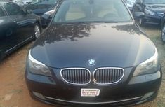 Sell used 2010 BMW 550i automatic in Abuja