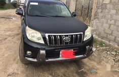 Sell well kept black 2011 Toyota Land Cruiser Prado suv automatic in Warri