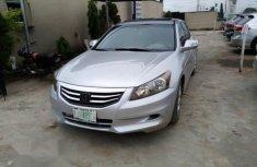 Honda Accord 2.4 EX 2008 Silver for sale