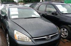 Selling 2007 Honda Accord sedan automatic in Lagos