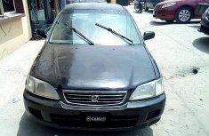 Need to sell black 2001 Honda City at price ₦146,547