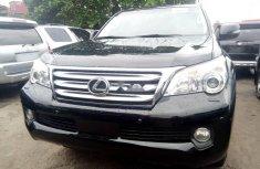 Lexus GX 2013 Petrol Automatic Black color for sale