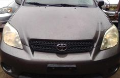 Used 2008 Toyota Matrix manual for sale at price ₦2,650,000 in Lagos