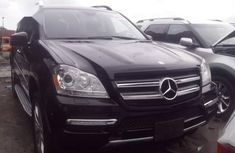 Selling 2011 Mercedes-Benz GL-Class automatic at price ₦11,500,000