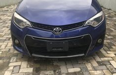 Used 2015 Toyota Corolla for sale at price ₦4,100,000 in Ikeja