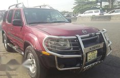 Very sharp neat used 2002 Nissan Xterra automatic for sale in Port Harcourt