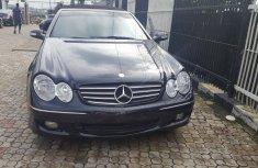 2007 Mercedes-Benz CLK Black for sale