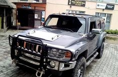 Sell well kept 2008 Hummer H3 suv automatic at price ₦2,083,277