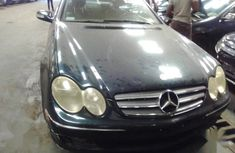 Sell cheap green 2006 Mercedes-Benz CLK sedan automatic
