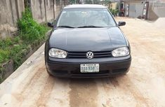 Sell used 2000 Volkswagen Golf at price ₦600,000 in Lagos