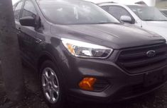 Need to sell high quality grey 2017 Ford Escape automatic in Lagos