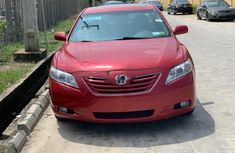 Sell 2008 Toyota Camry sedan automatic at mileage 0