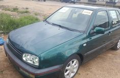 Volkswagen Golf 1996 Green for sale