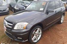 Mercedes-Benz GLK-Class 2012 Gray for sale