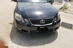 Sell authentic used 2006 Lexus GS in Lagos