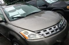 Need to sell cheap used 2004 Nissan Murano suv in Lagos