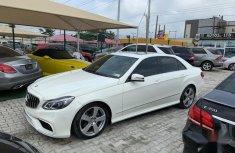 Mercedes-Benz E350 2015 White for sale