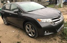 Toyota Venza 2014 Gray for sale
