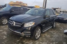 Selling 2016 Mercedes-Benz GLE suv at mileage 9,428
