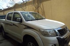 Used 2012 Toyota Hilux car pickup manual at attractive price
