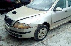 Grey 2007 Skoda Octavia sedan manual for sale at price ₦258,509