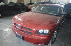 Sell well kept red 2008 Dodge Charger sedan in Ikeja