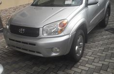 Almost brand new Toyota RAV4 Petrol