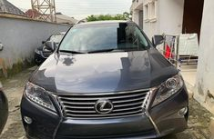 Need to sell cheap used grey/silver 2013 Lexus RX automatic