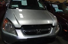 Need to sell high quality grey 2005 Honda CR-V automatic