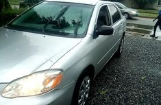 Authenticused 2005 Toyota Corolla for sale at price ₦1,356,000