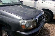 Need to sell grey 2009 Toyota Tacoma pickup at price ₦3,300,000