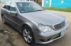 Grey 2007 Mercedes-Benz C230 sedan manual at mileage 90,000 for sale