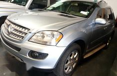 Need to sell cheap used grey 2006 Mercedes-Benz M-Class automatic in Ikeja