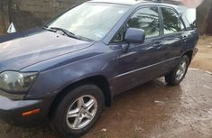 Lexus RX 2000 Blue for sale