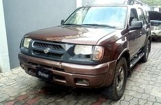 Used 2000 Nissan Xterra suv automatic for sale at price ₦365,820