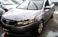Need to sell high quality grey 2010 Kia Cerato manual at price ₦351,987