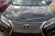 Lexus RX 2013 Black for sale