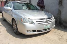 Toyota Avalon 2008 Silver for sale
