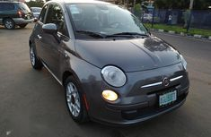 Need to sell high quality 2013 Fiat 500C hatchback automatic at price ₦4,000,000