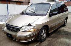 Brown 2000 Ford Windstar automatic for sale at price ₦608,119 in Lagos