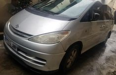 Sell well kept grey 2002 Toyota Previa automatic